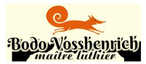 Bodo Vosshenrich maître Luthier - violon électrique, violon électroacoustique, Neolin, Zef